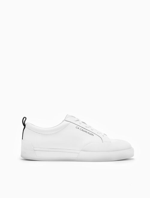 CALVIN KLEIN FLORENCE LACE UP SNEAKERS