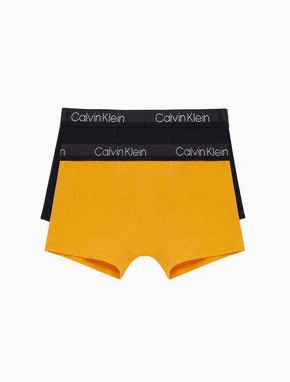 CALVIN KLEIN 2 PACK TRUNK FOR BOYS