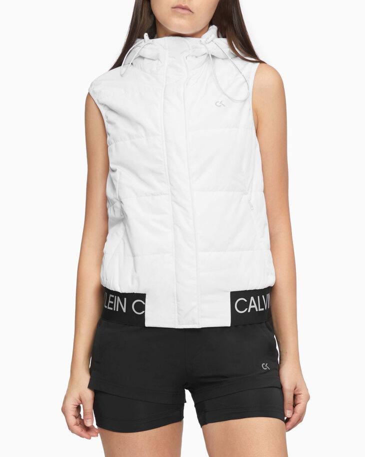 CALVIN KLEIN ACTIVE ICON PADDED VEST