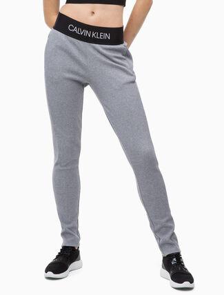 CALVIN KLEIN MODULAR SWEAT PANTS