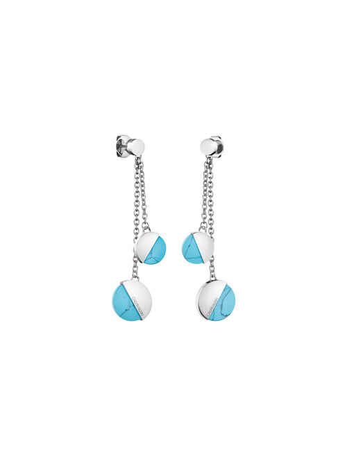 CALVIN KLEIN SPICY DROP EARRINGS