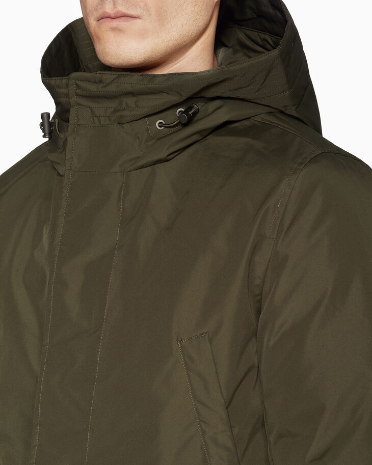 CALVIN KLEIN GOOSE DOWN FIELD JACKET