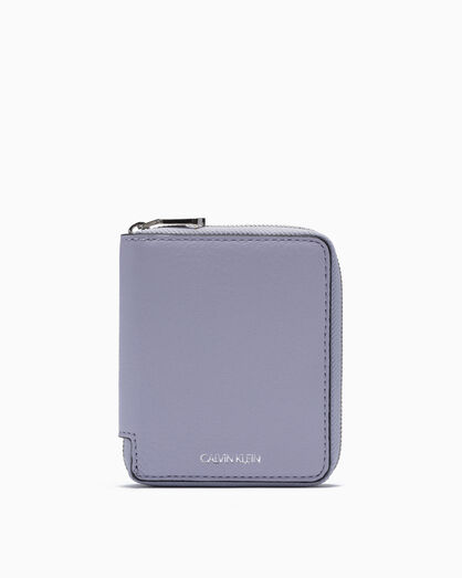 CALVIN KLEIN WORKMAN MICRO ZIP AROUND WALLET