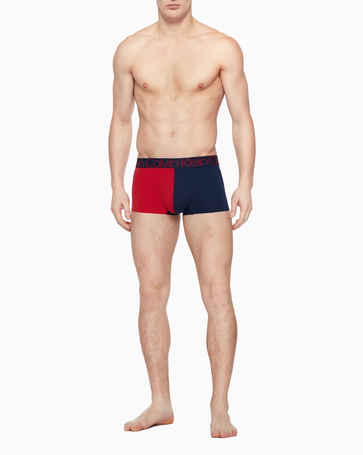 CALVIN KLEIN CK COMPACT FLEX COLOR BLOCK TRUNKS