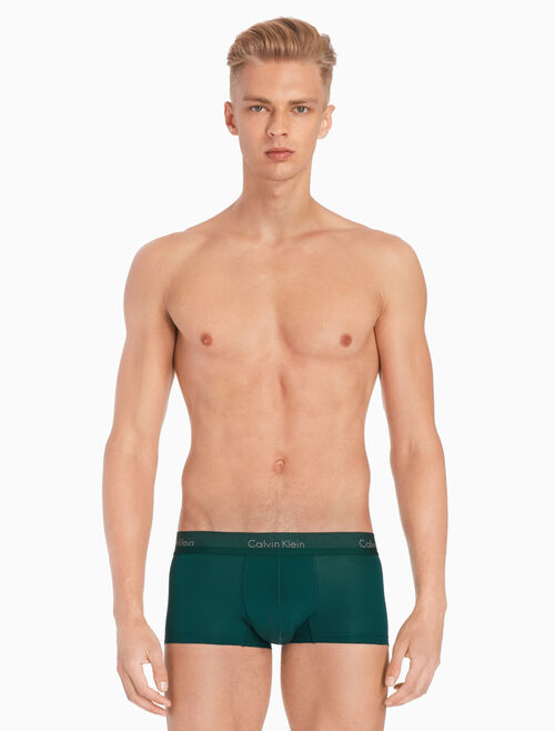 CALVIN KLEIN LIGHT MICRO LOW RISE TRUNKS