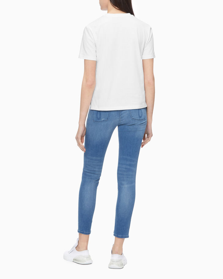 CALVIN KLEIN CKJ 022 37.5 STRETCH BODY ANKLE JEANS