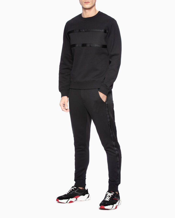CALVIN KLEIN INSTITUTIONAL JOGGERS