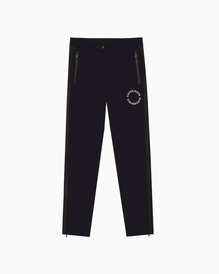 CALVIN KLEIN SPACE LINES WOVEN PANTS