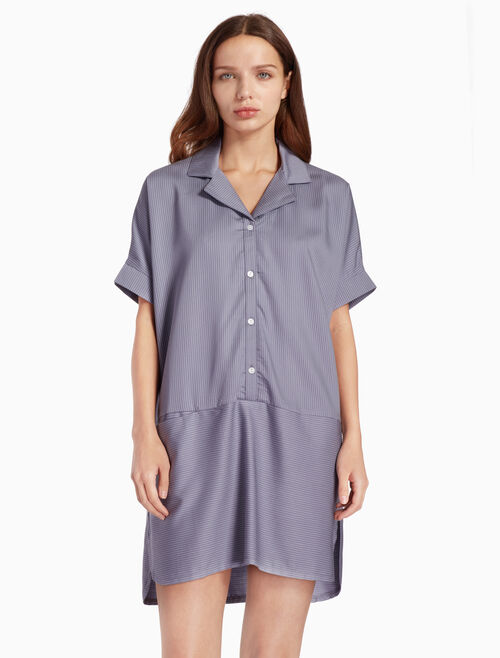 CALVIN KLEIN TENCEL SLEEP SHIRT