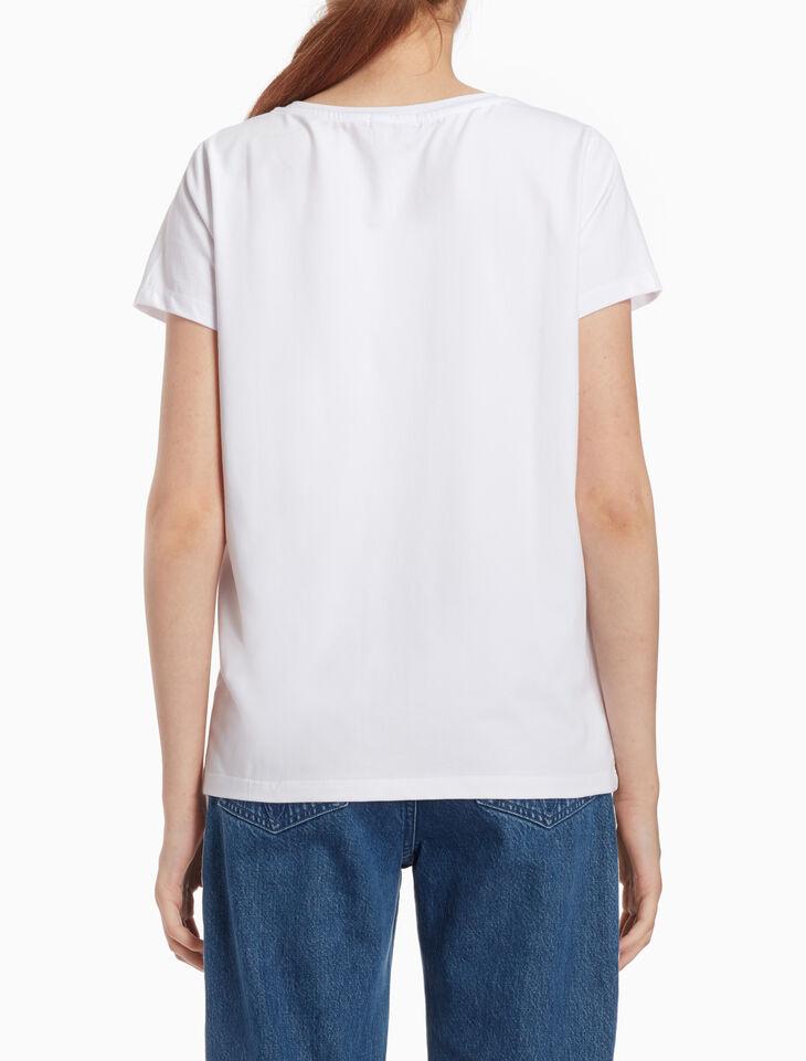 CALVIN KLEIN BOX ロゴ Tシャツ