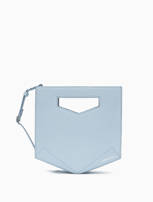 CALVIN KLEIN MINI DIAMOND TOTE BAG