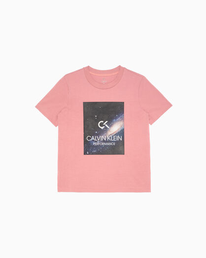 CALVIN KLEIN GALAXY 빌보드 티셔츠