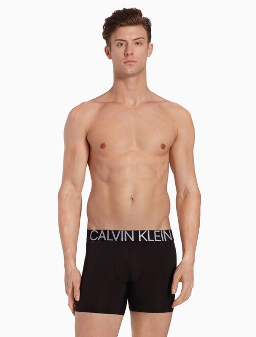 CALVIN KLEIN STATEMENT MICRO BOXER BRIEFS