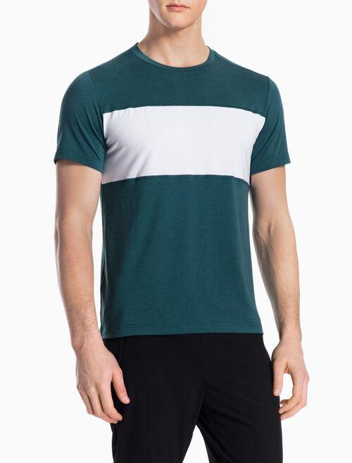 CALVIN KLEIN BOLD BLOCK 반소매 티셔츠