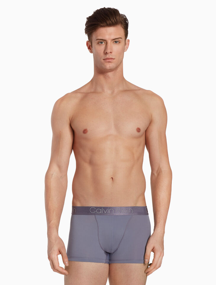 CALVIN KLEIN LUXE MICRO LOW RISE TRUNKS