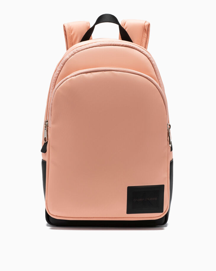 CALVIN KLEIN SLEEK NYLON CAMPUS BACKPACK 35CM