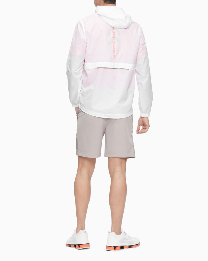 CALVIN KLEIN PERFORMANCE ICON WINDBREAKER JACKET