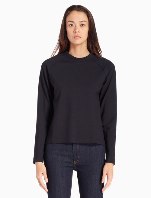 CALVIN KLEIN LONG SLEEVE SWEATSHIRT
