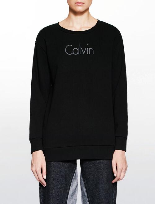 CALVIN KLEIN リラックス スウェットシャツ