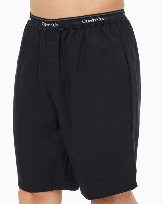 CALVIN KLEIN TENCEL LOUNGE SHORTS