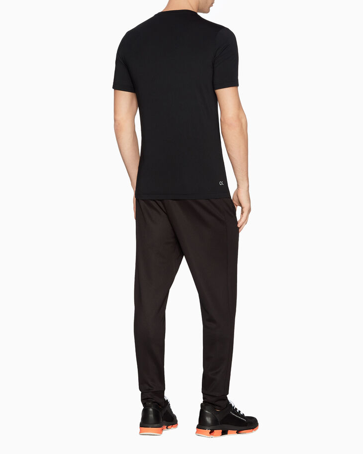 CALVIN KLEIN STATEMENT ESSENTIALS LINE LOGO TEE