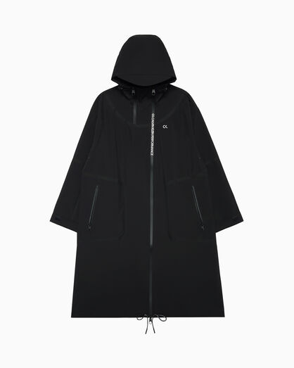 CALVIN KLEIN SPACE LINES LONG JACKET