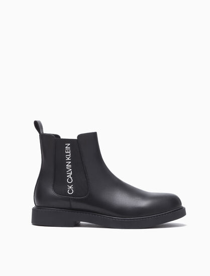 CALVIN KLEIN YOUSEF CHELSEA BOOTS