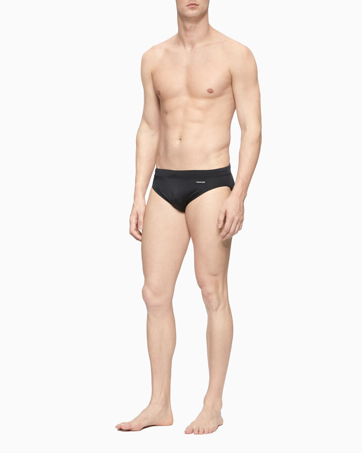 CALVIN KLEIN CORE SOLIDS SWIM BRIEF