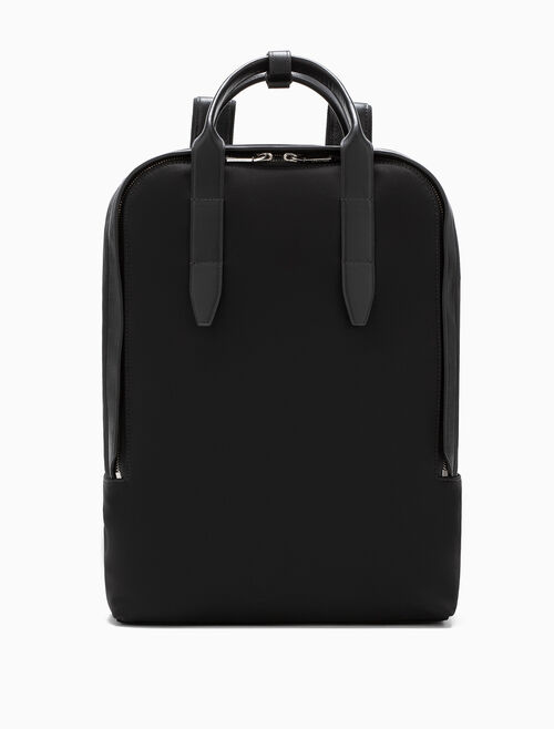 CALVIN KLEIN DOUBLE HANDLE ZIP BACKPACK 38