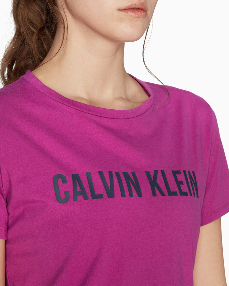 CALVIN KLEIN ロゴ ショートスリーブ T シャツ