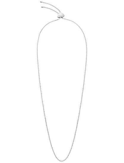 CALVIN KLEIN SIDE LONG NECKLACE
