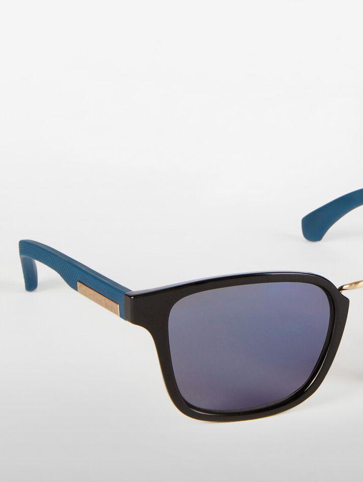 CALVIN KLEIN WAYFARER-INSPIRED 선글라스