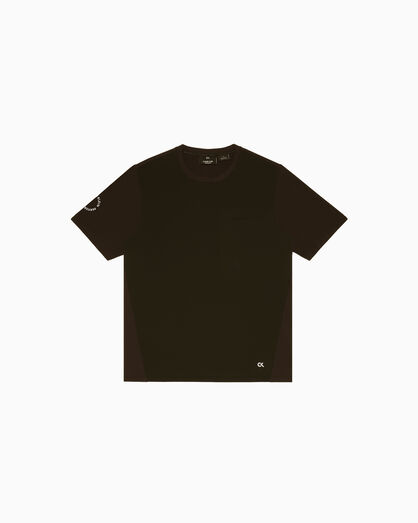 CALVIN KLEIN SPACE LINES CHEST POCKET TEE
