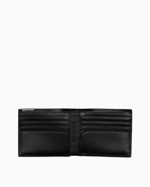 CALVIN KLEIN MICRO PEBBLE BILLFOLD WALLET