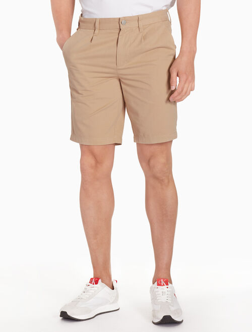 CALVIN KLEIN ESSENTIAL SLIM CHINO SHORTS