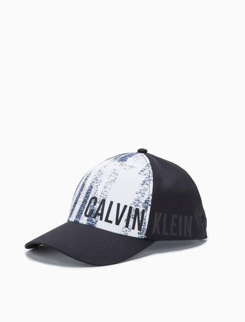 CALVIN KLEIN INTENSE POWER LOGO CAP