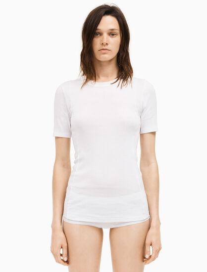 CALVIN KLEIN 205W39NYC 3개입 크루넥 티셔츠
