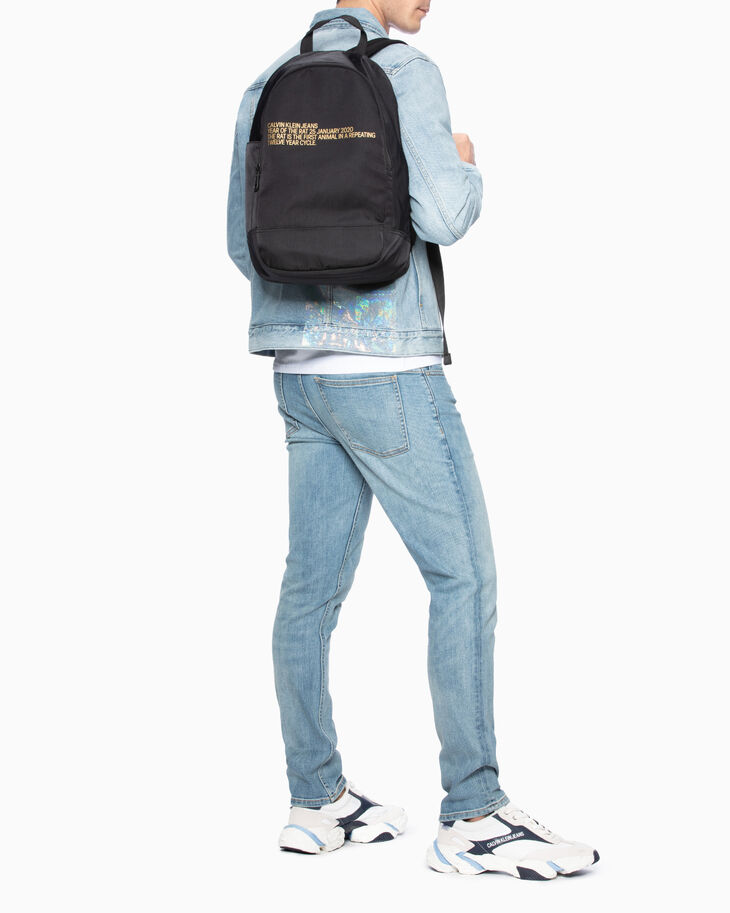 CALVIN KLEIN CNY SPECIAL CAMPUS BACKPACK