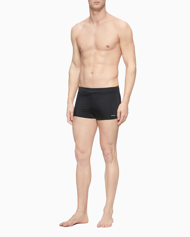 CALVIN KLEIN CORE SOLIDS SWIM TRUNKS