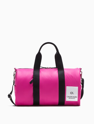 CALVIN KLEIN SMALL DUFFLE BAG