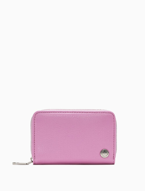 CALVIN KLEIN WORKMAN ZIP AROUND ACCORDION WALLET