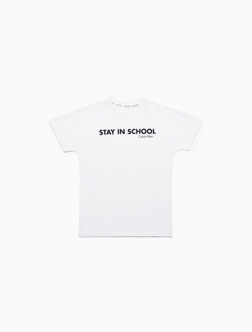 CALVIN KLEIN BOYS STATEMENT TEE