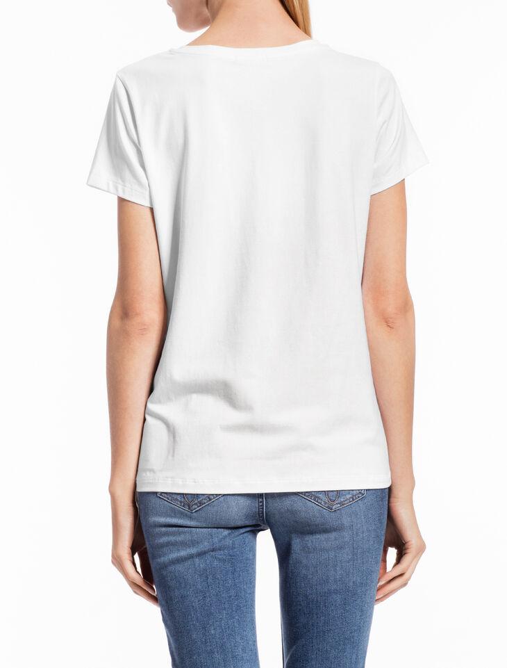 CALVIN KLEIN TIARA 로고 티셔츠