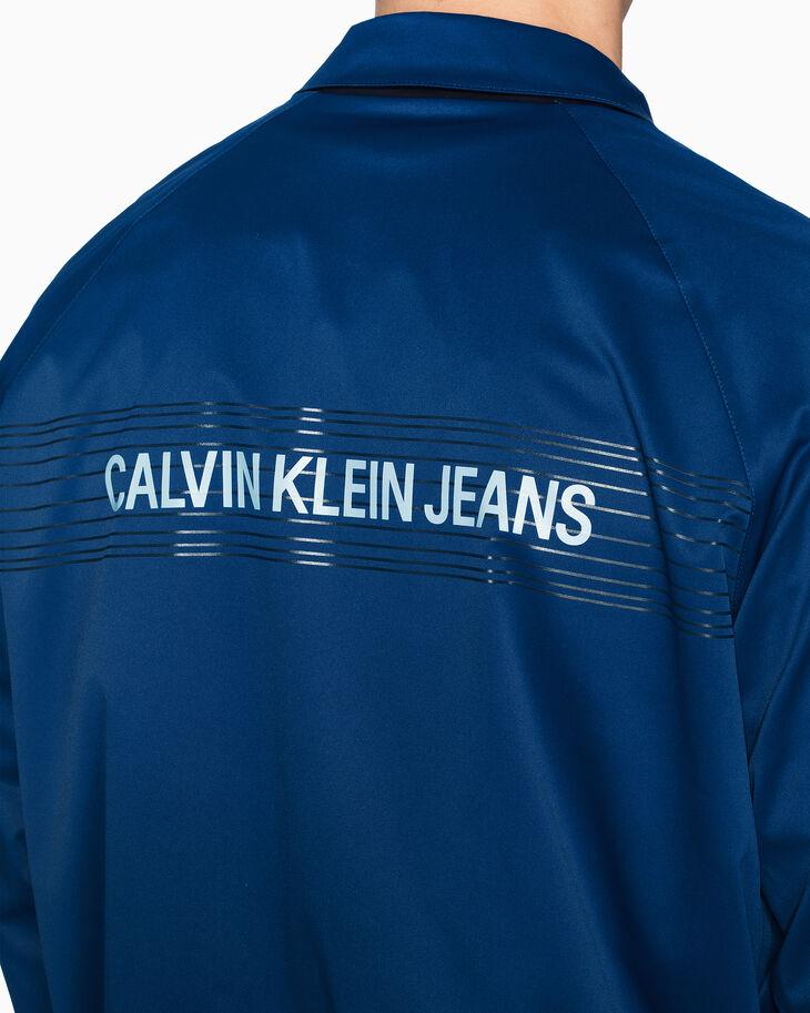 CALVIN KLEIN REVERSIBLE OTTOMAN 재킷