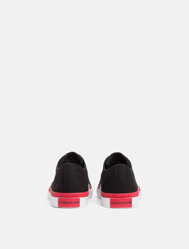 CALVIN KLEIN IZICEIO LOW TOP SNEAKERS