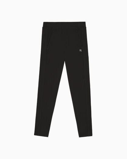 CALVIN KLEIN SPACE LINES KNIT SWEAT PANTS