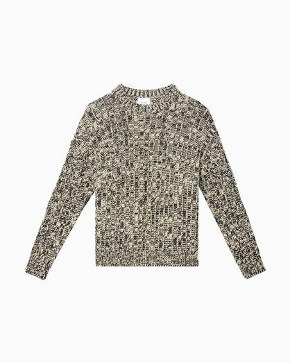 CALVIN KLEIN GRAPHIC BACK PRINT 스웨터