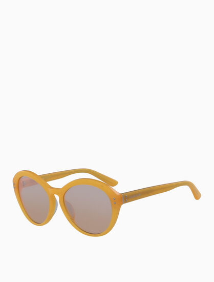 CALVIN KLEIN Cat eye sunglasses