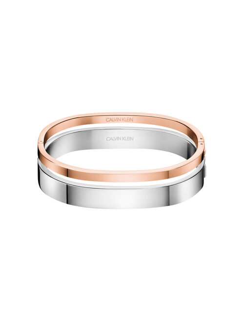 CALVIN KLEIN CK HOOK BANGLE