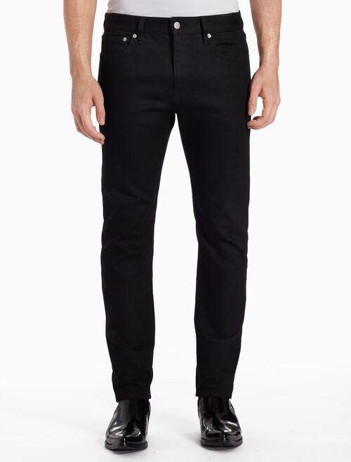 CALVIN KLEIN BOLTON BLACK 貼身牛仔褲